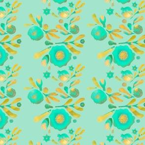 granada_floral_aqua_aqua_field