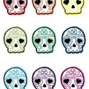 baby suga skulls