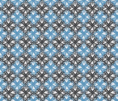curliquat (small) fabric by bippidiiboppidii on Spoonflower - custom fabric
