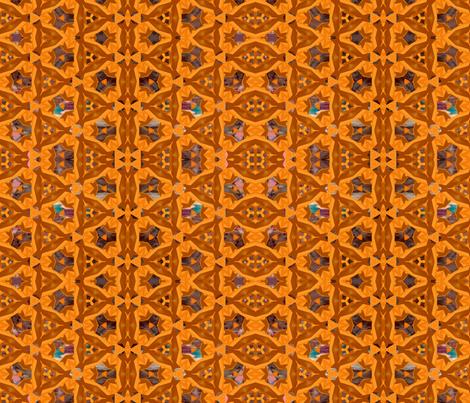 Altered Leaf Peel Away fabric by anniedeb on Spoonflower - custom fabric