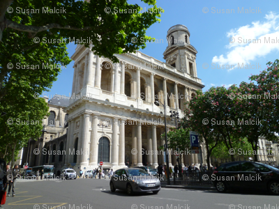 Église Saint-Sulpice, Paris