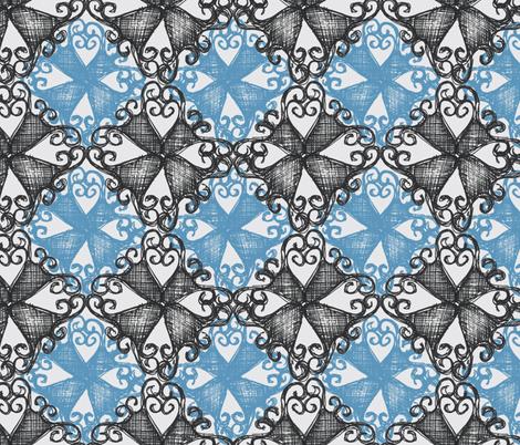 curliquat (large) fabric by bippidiiboppidii on Spoonflower - custom fabric