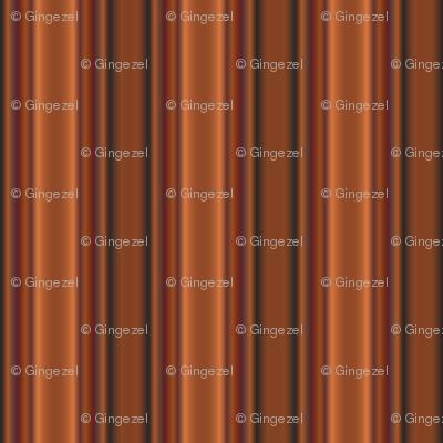 Warm Brown Stripes
