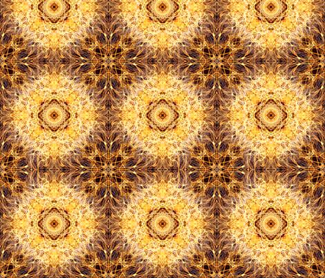 Sun fabric by belkastore on Spoonflower - custom fabric