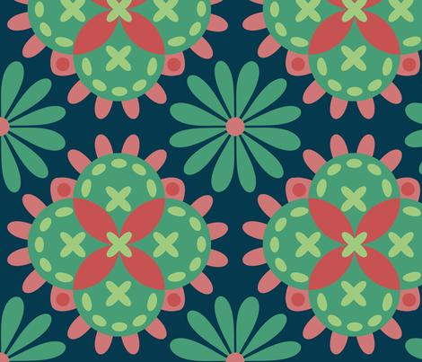 pattern-geometrycal-01-01 fabric by katja_saburova on Spoonflower - custom fabric