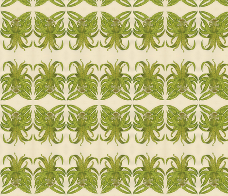 Royal Fern fabric by flyingfish on Spoonflower - custom fabric