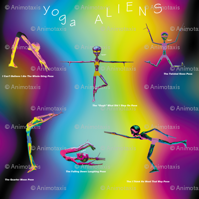 Yoga Aliens, S