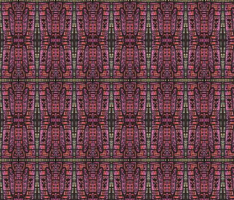 happy rhythm fabric by kcs on Spoonflower - custom fabric
