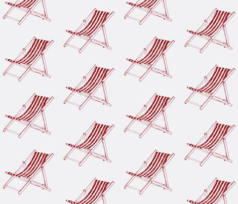 lido red fabric by vervlogendagen on Spoonflower - custom fabric
