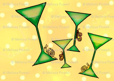 yellow cheers