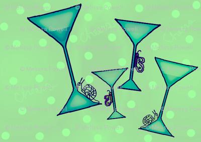 green cheers