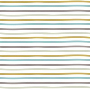 pattern indian stripe blue