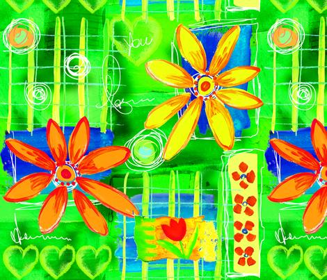 Arthousedesign fabric by patrickhoenderkamp on Spoonflower - custom fabric