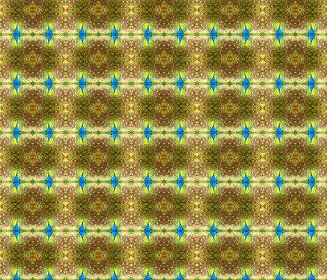 Peacock Glory  fabric by robin_rice on Spoonflower - custom fabric