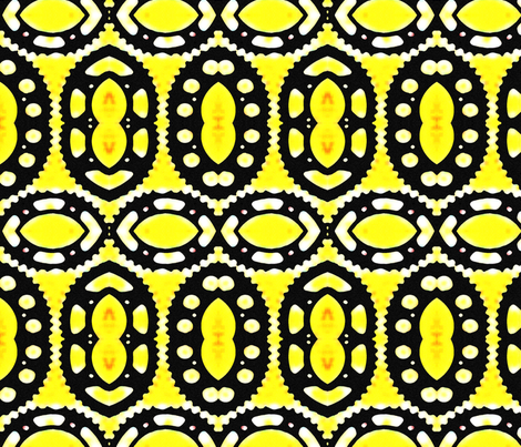 MotorcycleSprocketMontagecrop fabric by tequila_diamonds on Spoonflower - custom fabric