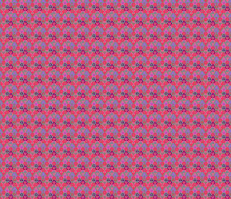 Coeur de flore fabric by manureva on Spoonflower - custom fabric