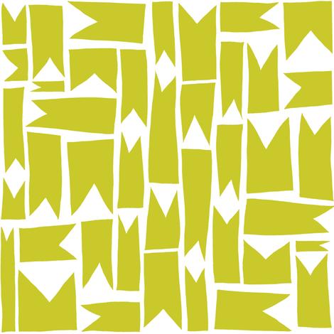 FLAG.olive fabric by rachaelanndesign on Spoonflower - custom fabric