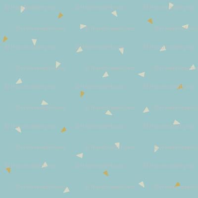 pattern indian confetti blue