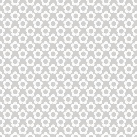 Milo Daisies fabric by natitys on Spoonflower - custom fabric