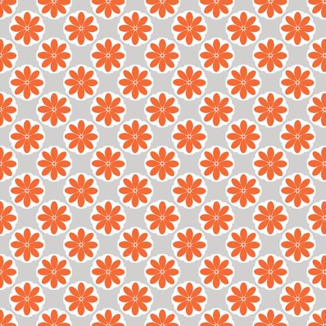Mias Flowers fabric by natitys on Spoonflower - custom fabric