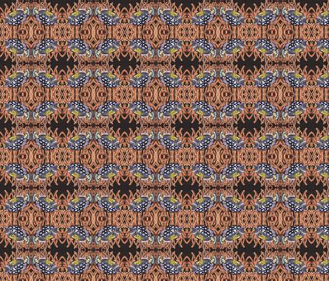 Handsome Fish 2-ed fabric by clotilda_warhammer on Spoonflower - custom fabric