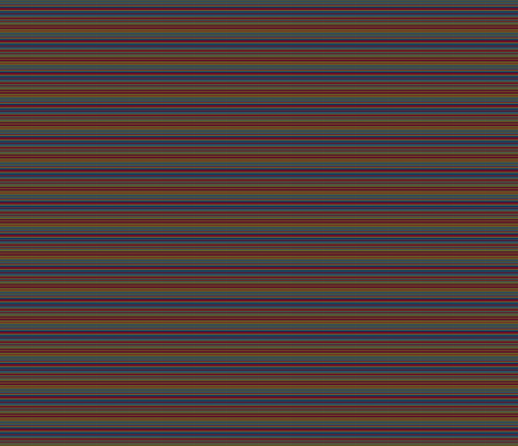 Soleil linéaire fabric by manureva on Spoonflower - custom fabric