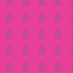 simple floral pattern-ch