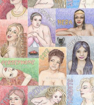 Greek Goddesses