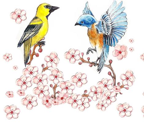 Hand Drawn_ Samantha Weyant fabric by samantha_weyant on Spoonflower - custom fabric