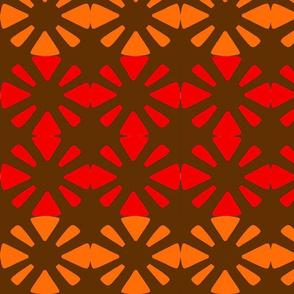 daisy- twin  chocolate orange