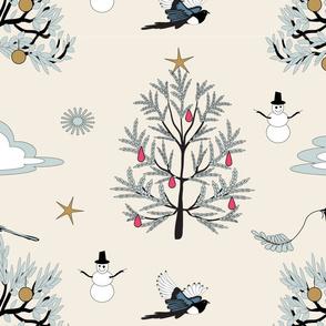 Magpie Christmas