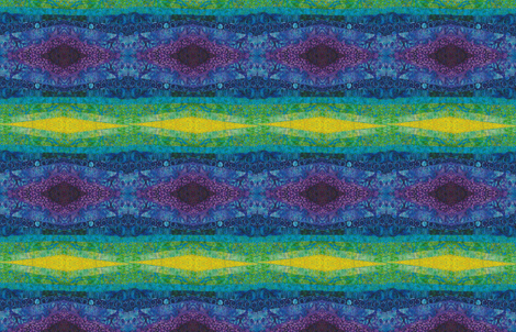 TwentyFourSeven fabric by aftermyart on Spoonflower - custom fabric
