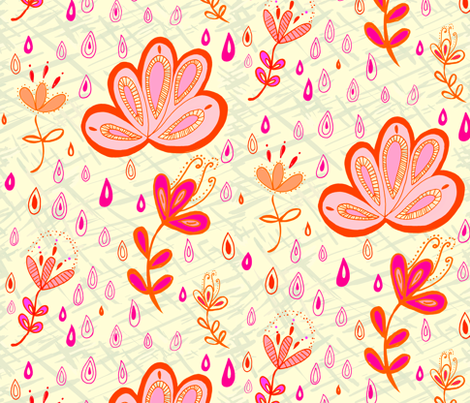 daydreaming fabric by fable_design on Spoonflower - custom fabric