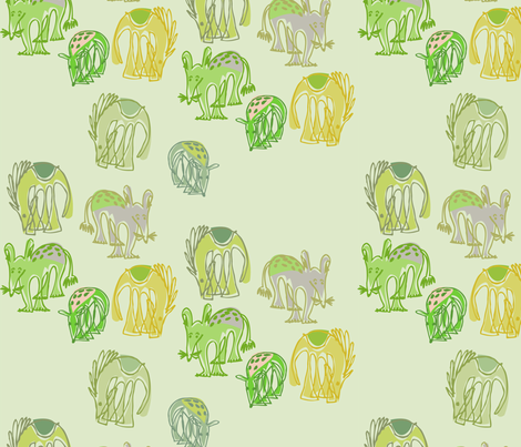 animae return again fabric by meredithjean on Spoonflower - custom fabric