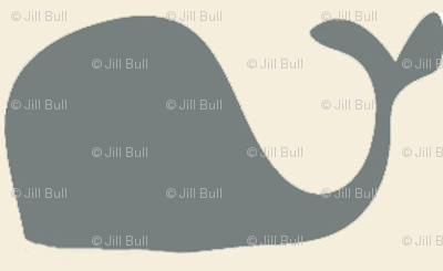 Mr. Whale ©2012 Jill Bull