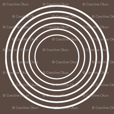 Modular Brown Circles