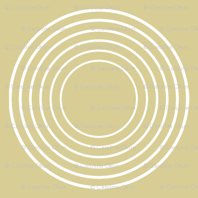 Modular Beige Circles