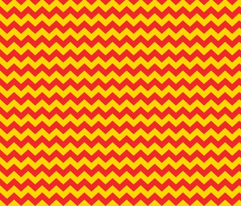 Rrrcircus_elephant_chevron_red_and_yellow_shop_preview