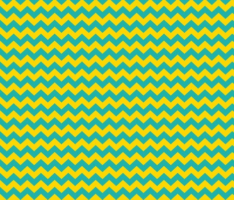 Rrrrrcircus_elephant_chevron_teal_and_yellow_shop_preview