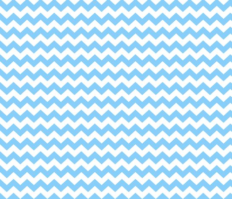 Rrrrcircus_elephant_chevron_white_and_blue_shop_preview