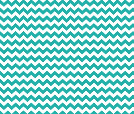 Rrrcircus_elephant_chevron_white_and_teal_shop_preview
