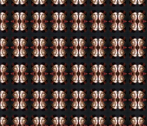 Margaret fabric by zaftig7 on Spoonflower - custom fabric