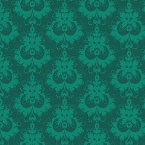 modern_damask_green