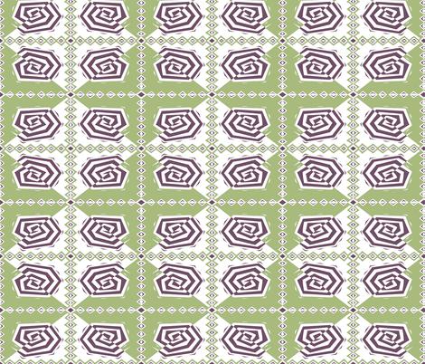 CYCLONE CENTER fabric by bluevelvet on Spoonflower - custom fabric