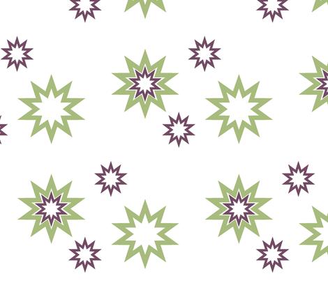 geostardust fabric by tequila_diamonds on Spoonflower - custom fabric