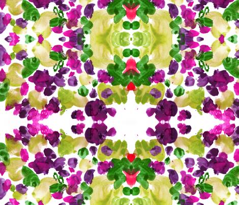 cestlaviv_sedum fabric by cest_la_viv on Spoonflower - custom fabric