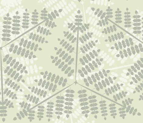 bush-01 fabric by katja_saburova on Spoonflower - custom fabric