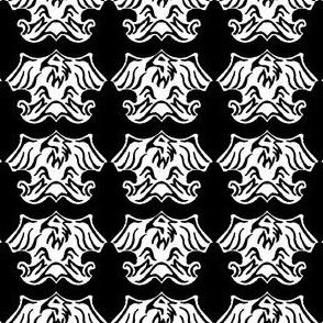 Fleur De Lis Eagle Tessellation