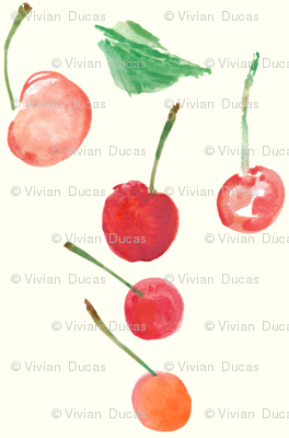 cestlaviv_cherry clafoutis
