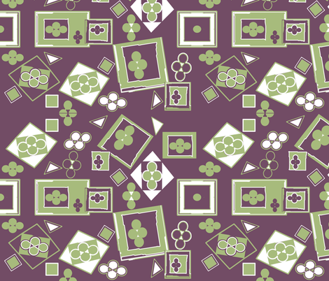 Bandana 2 fabric by nalo_hopkinson on Spoonflower - custom fabric